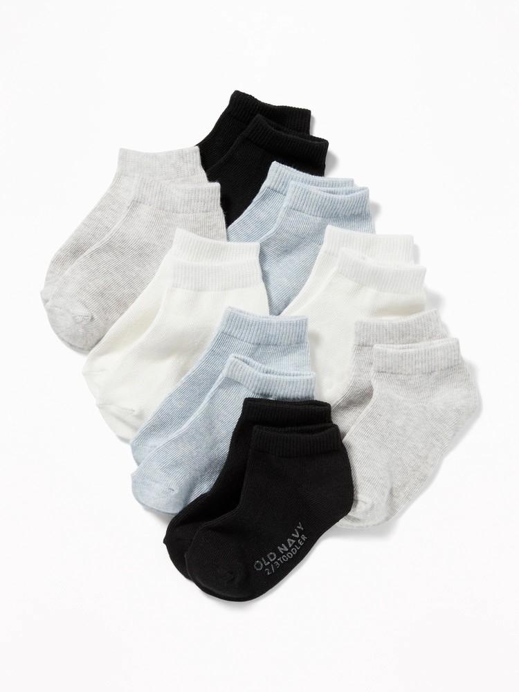 Носки низкие мальчикам old navy, в наличии 4т, 5т. фото №1