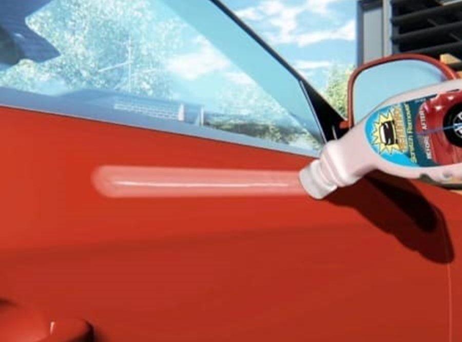 """Средство для удаления царапин на автомобиле """"renumax"""" фото №1"""