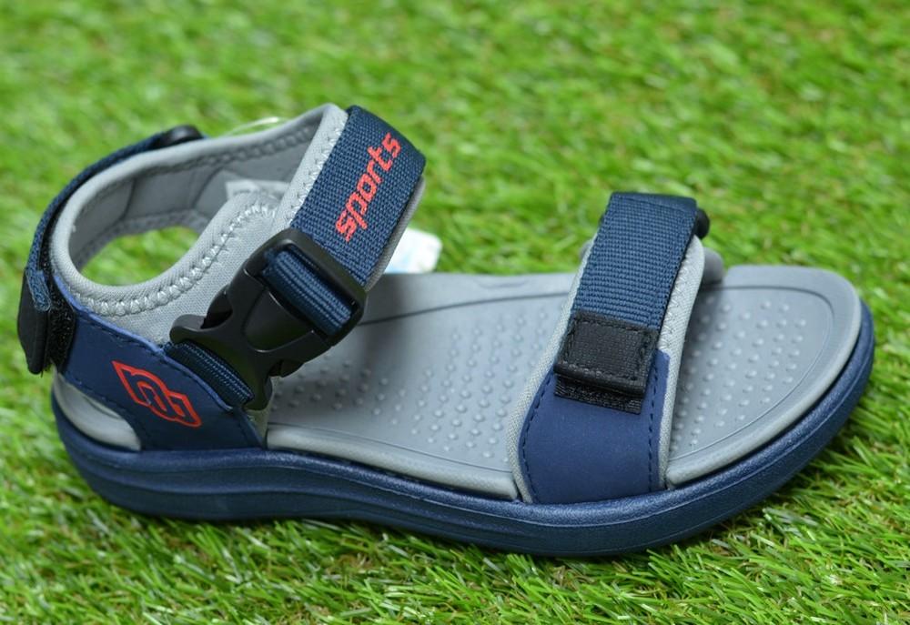 Детские сандалии сандали босоножки на мальчика синие р28-33 фото №1
