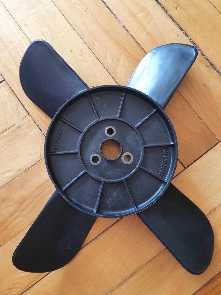 031.крыльчатка радиатора. фото №1