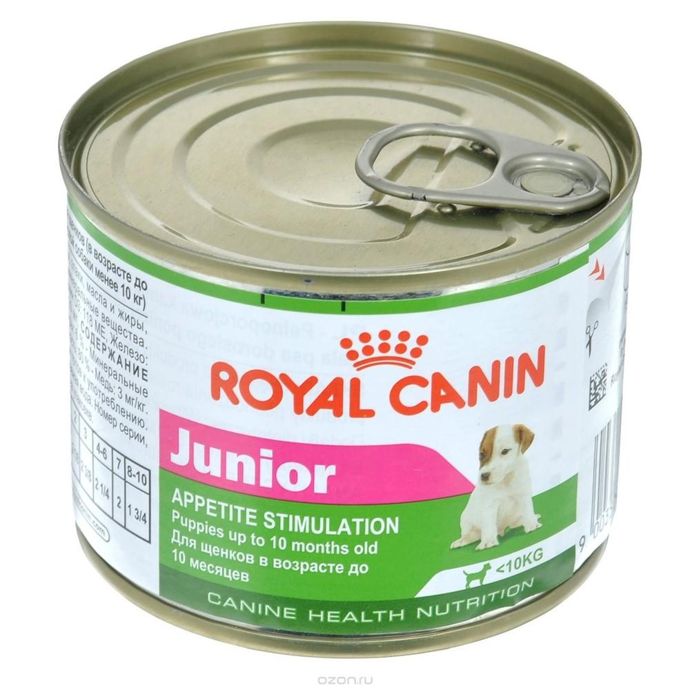 Royal canin (роял канин) junior есть набор 12 шт доставка бесплатно фото №1
