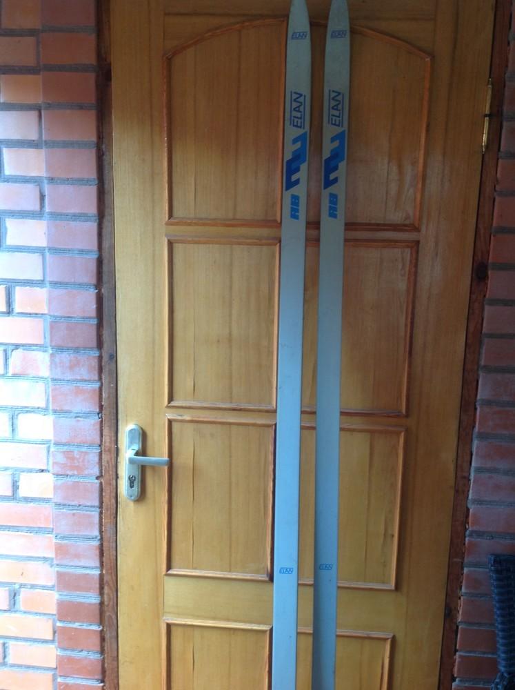 Лыжи фото №1