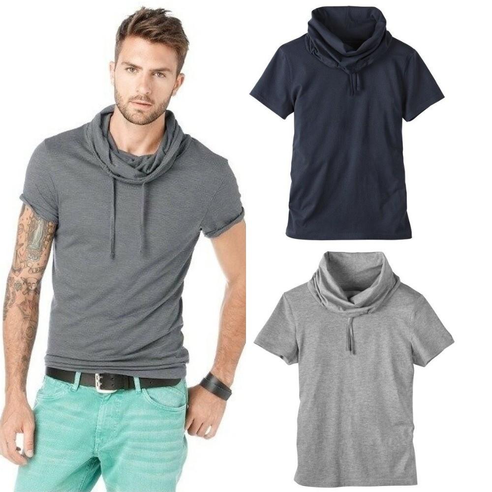 Стильная мужская футболка с хомутом livergy германия, 100% хлопок фото №1
