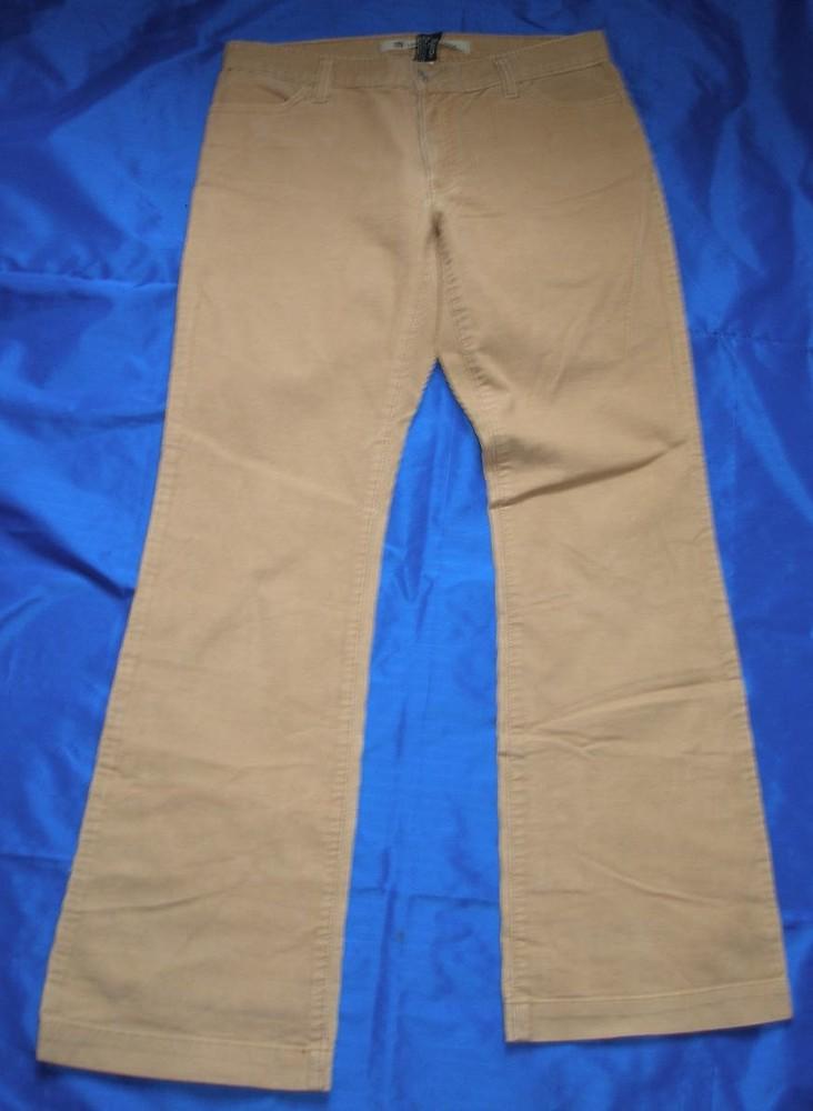 3787 джинсы gap м. вельвет. фото №1