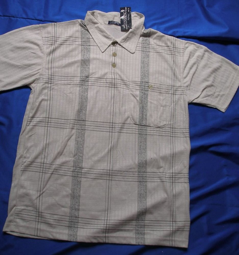 3797 рубашка linsheng l. фото №1