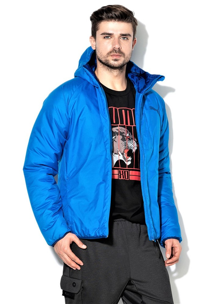 Куртка puma warmcell padded jacket размер l (50-52) оригинал фото №1