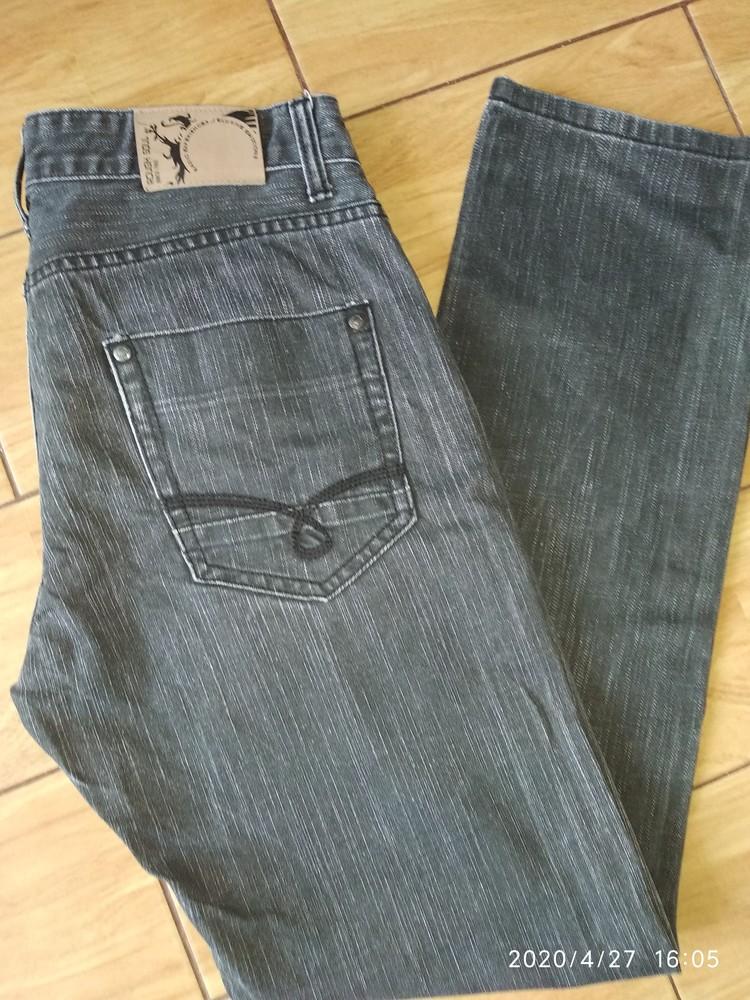 Мужские джинсы rg512 размер 32/34 фото №1