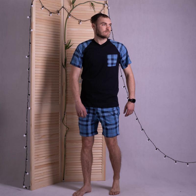 Пижама мужская летняя 1606 фото №1
