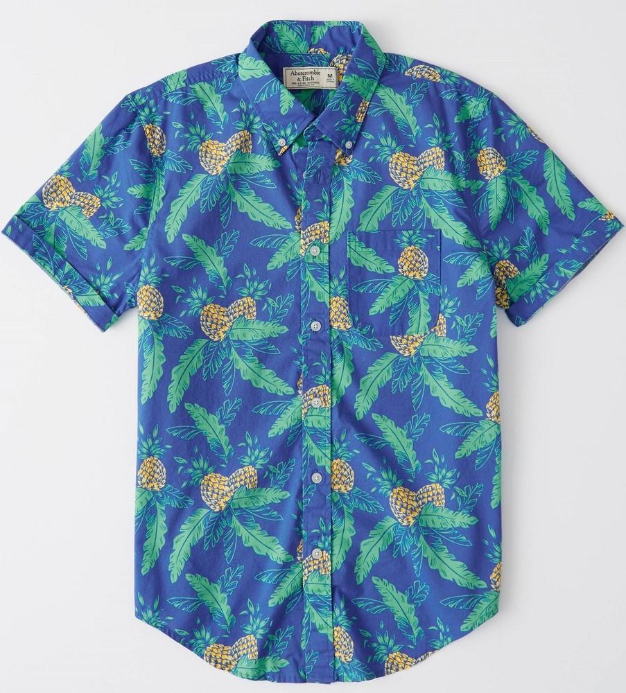 Тенниска (рубашка поло) abercrombie & fitch, размер м и l фото №1