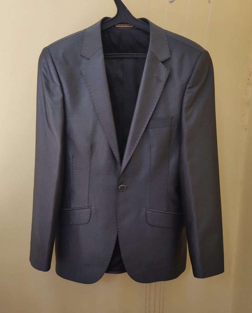 Нарядный мужской пиджак carisman фото №1