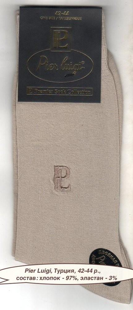 Носки мужские летние pier luigi фото №1