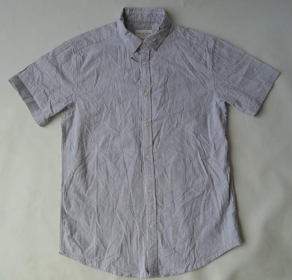 Рубашка короткий рукав с primark фото №1