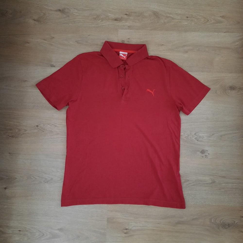 Поло футболка puma оригинал размер м фото №1
