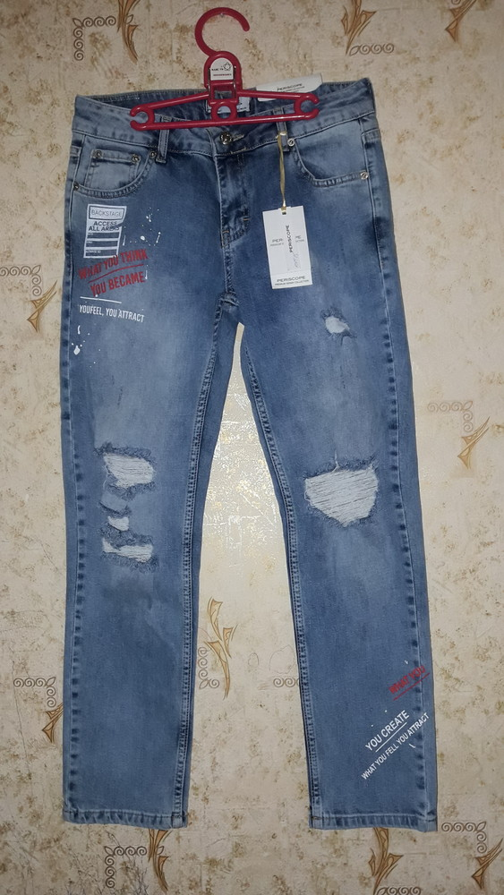 Турецкие джинсы. фото №1