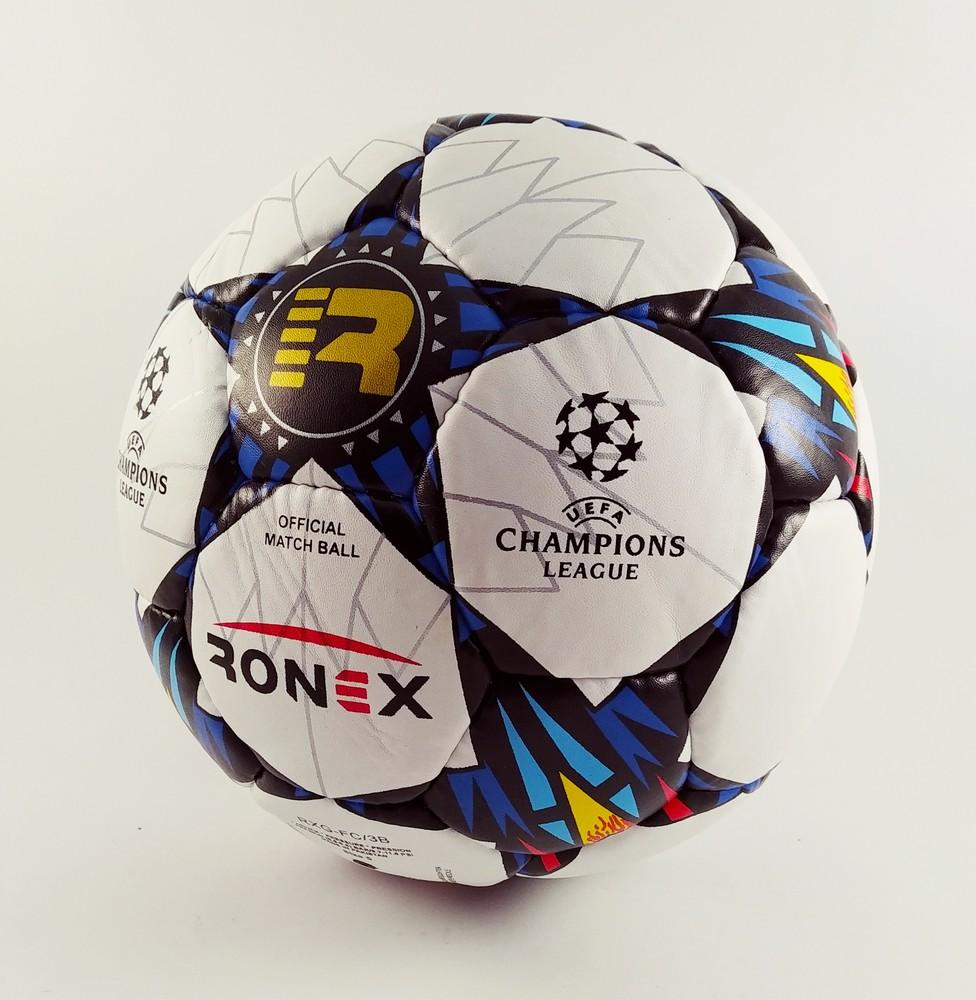 Мяч футбольный лига чемпионов фото №1