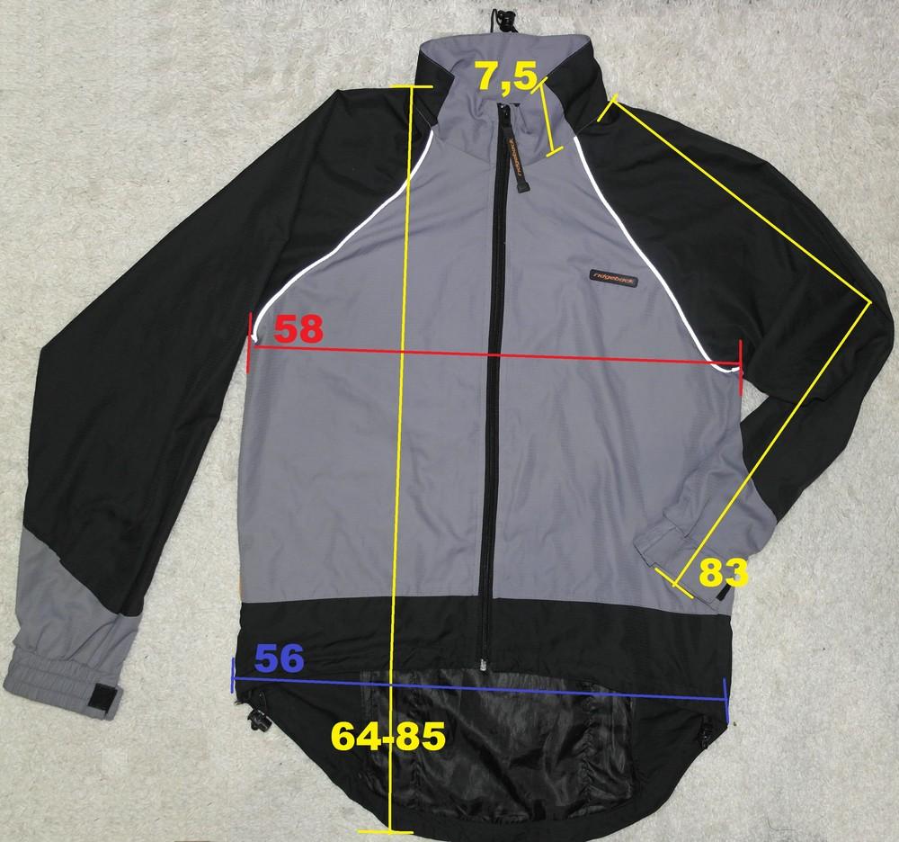 Ridgeback ветровка курточка спортивная фото №1