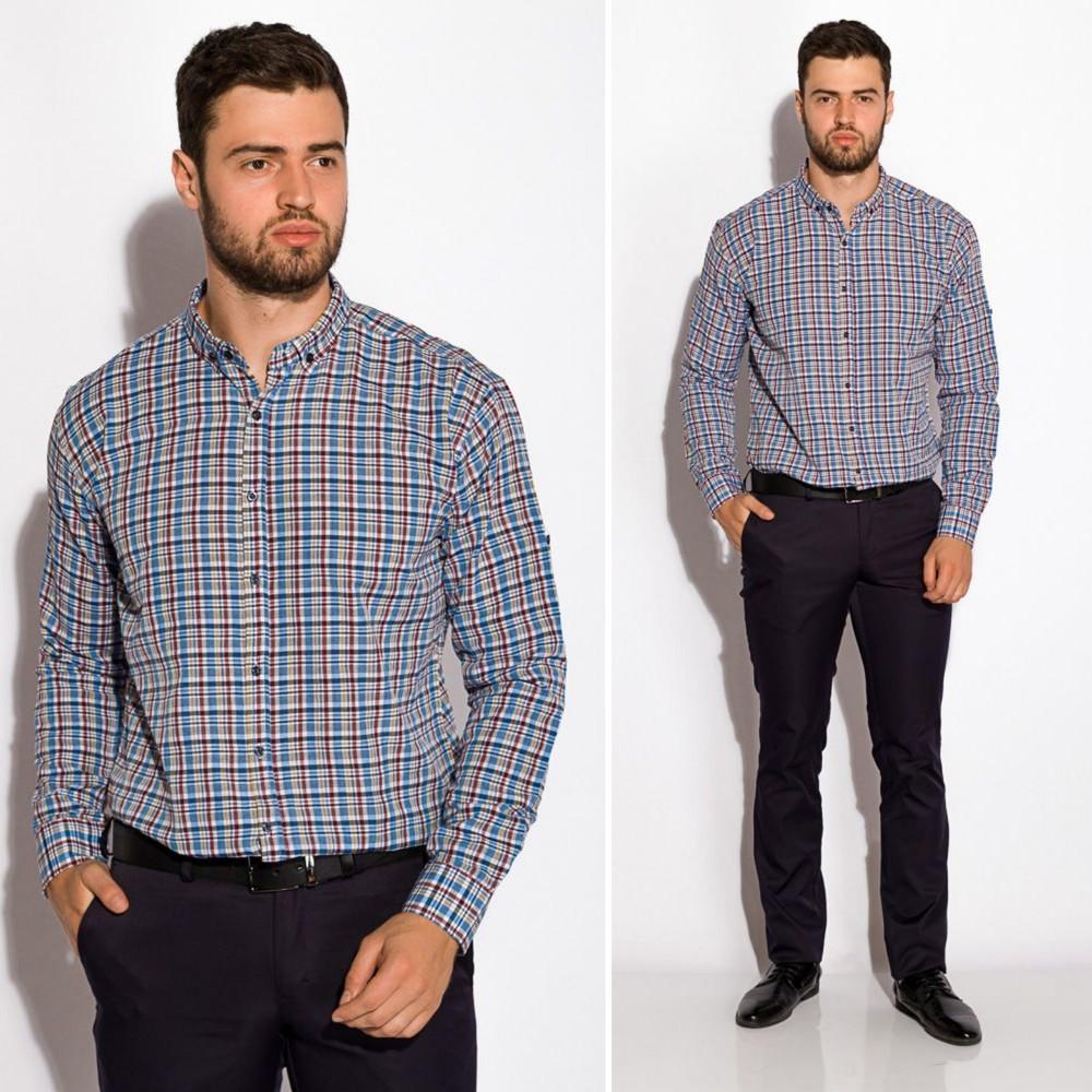Рубашка с длинным рукавом фото №1