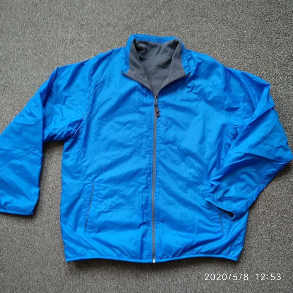 Двухсторонняя куртка фото №1