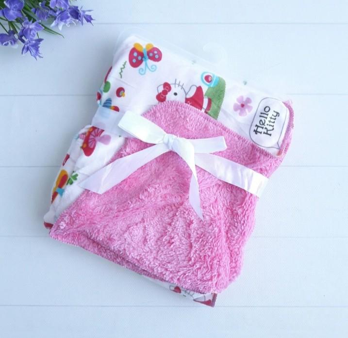 Одеяло-пледик фото №1