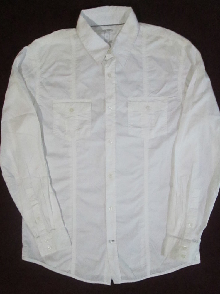 Классная мужская рубашка в стиле милитари takko fashion германия фото №1