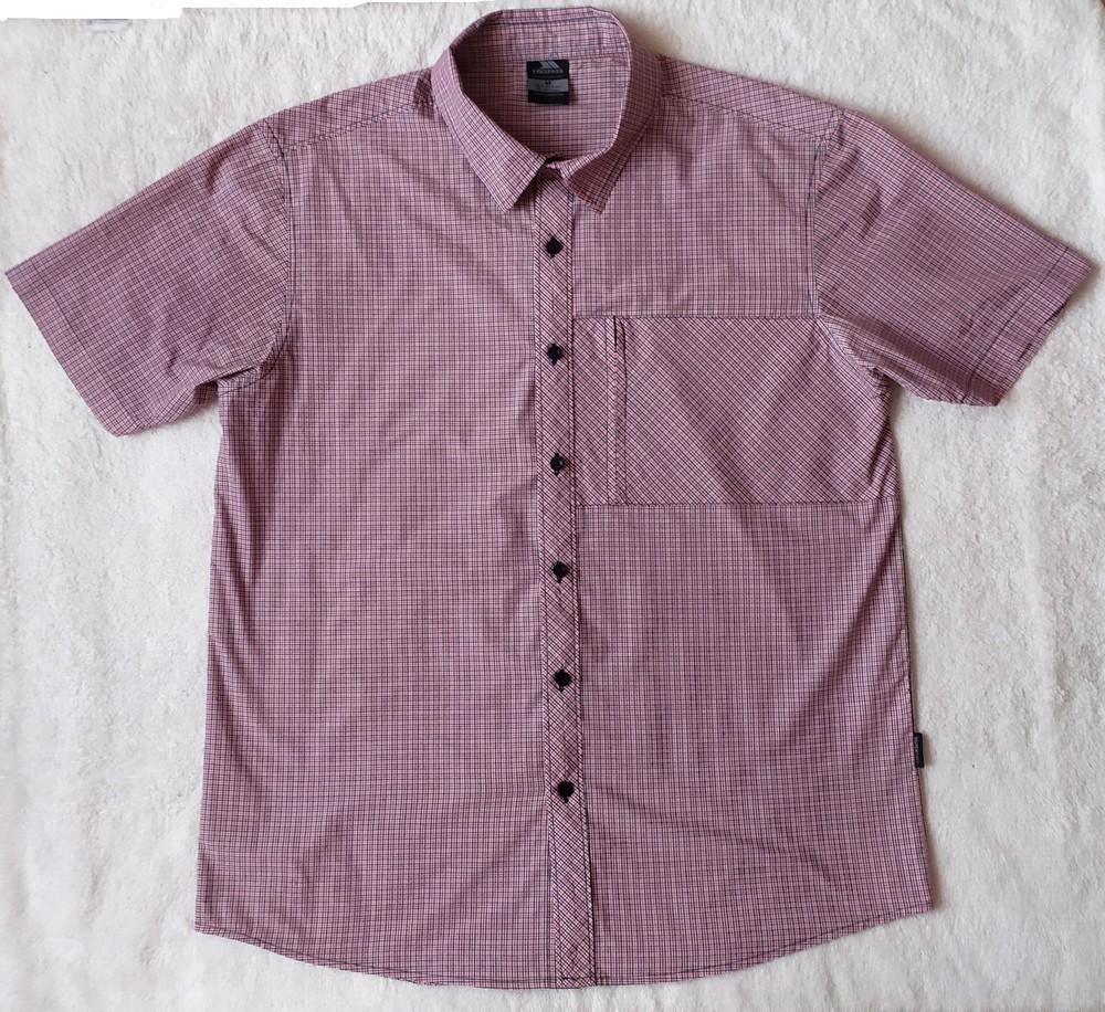 Мужская рубашка-тениска trespass фото №1