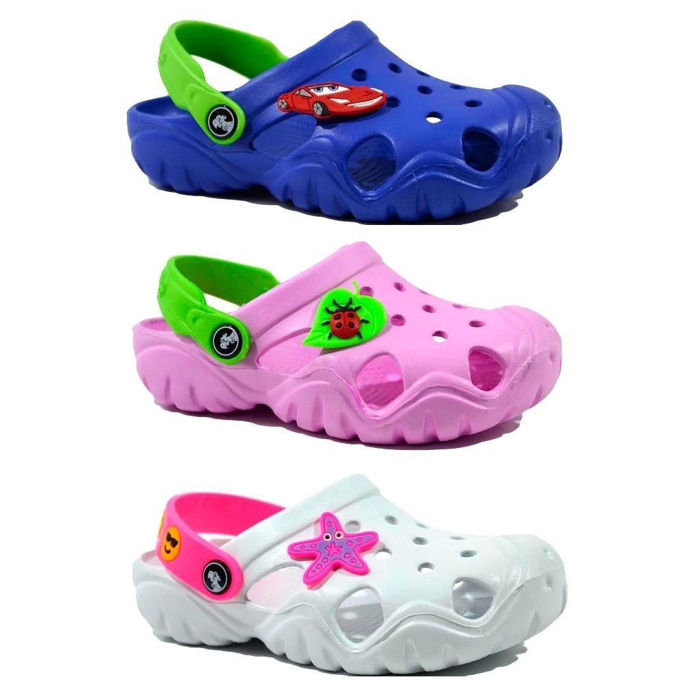 Кроксы crocs jose amorales для мальчиков и девочек 28-35 р фото №1