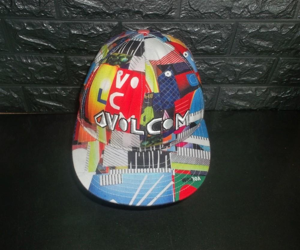 Цветная яркая кепка бейсболка реперка многоцвет рр. 55-57 фото №1
