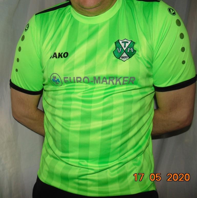 Спортивная футбольная фирменная футболка jako.л . фото №1