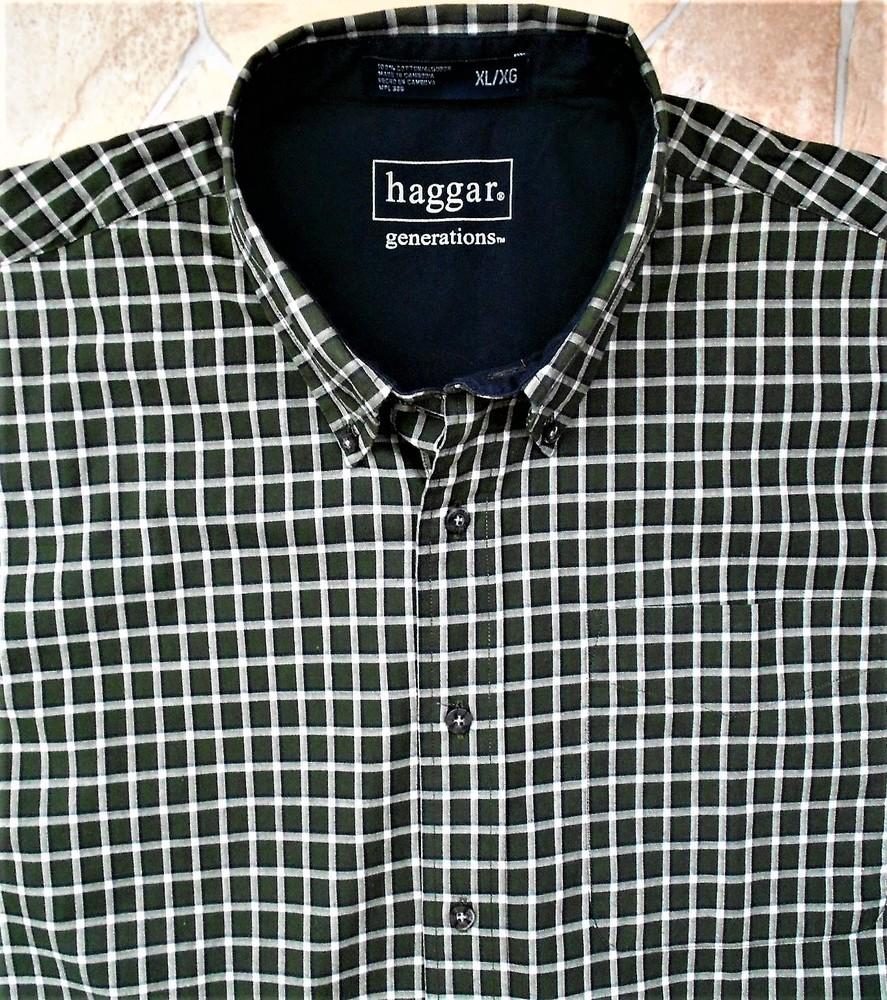 Рубашка haggar размер xl (54-56) фото №1