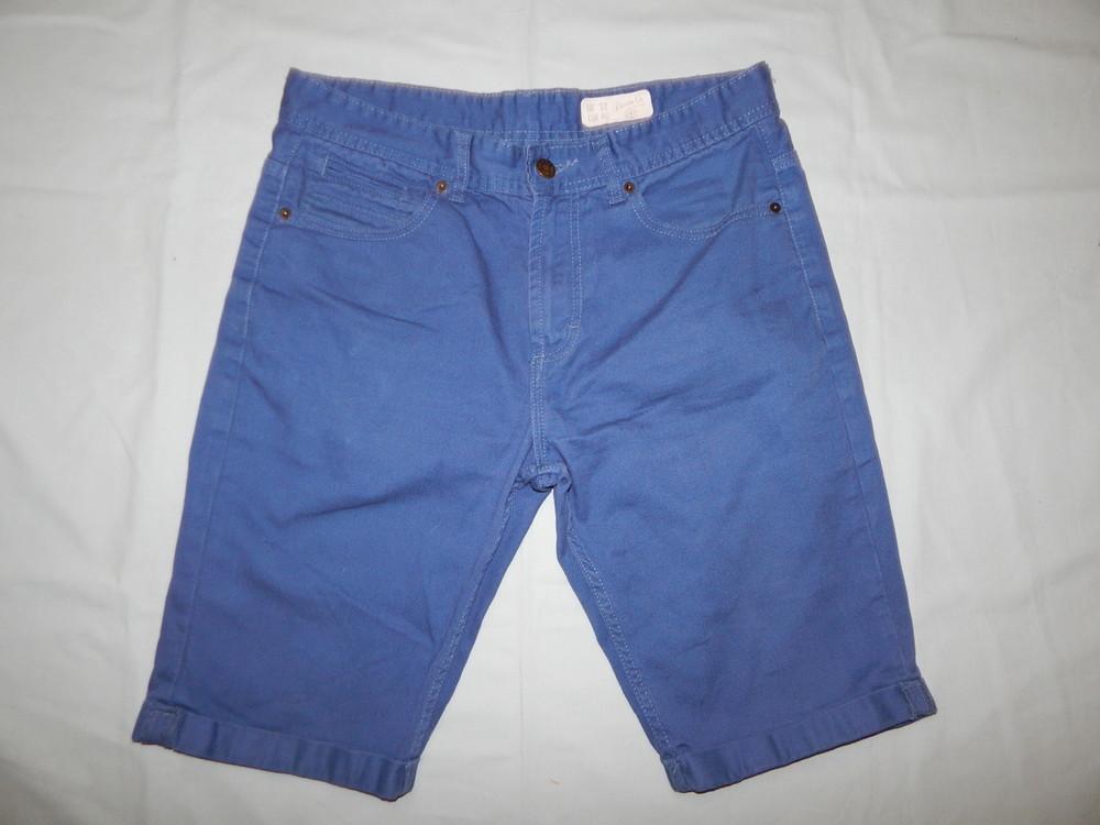 Denim co шорты джинсовые мужские модные р32 рм фото №1