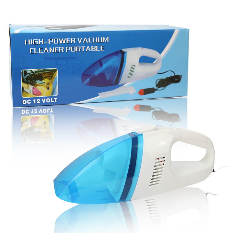 Автомобильный пылесос high-power vacuum cleaner portable фото №1