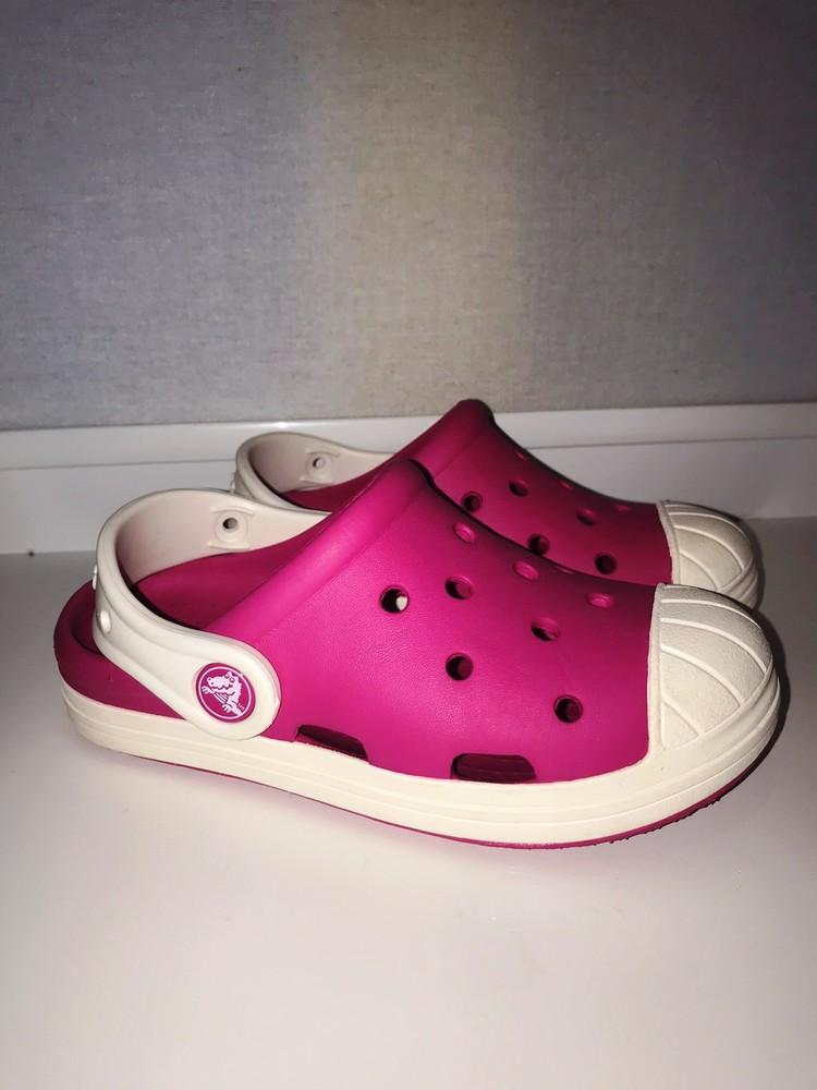 Кроксы от crocs фото №1
