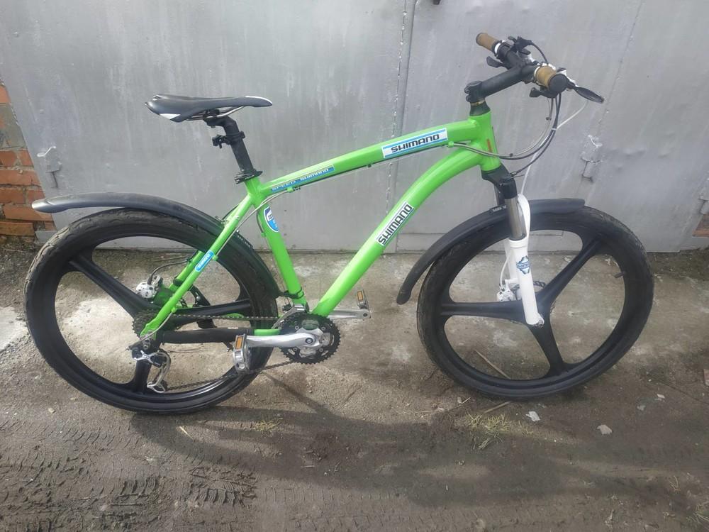 Велосипед фото №1