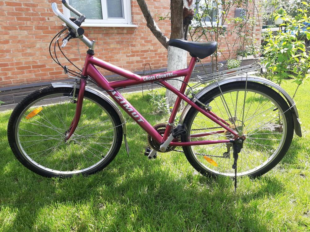 Горный велосипед аzimut сross сountry фото №1