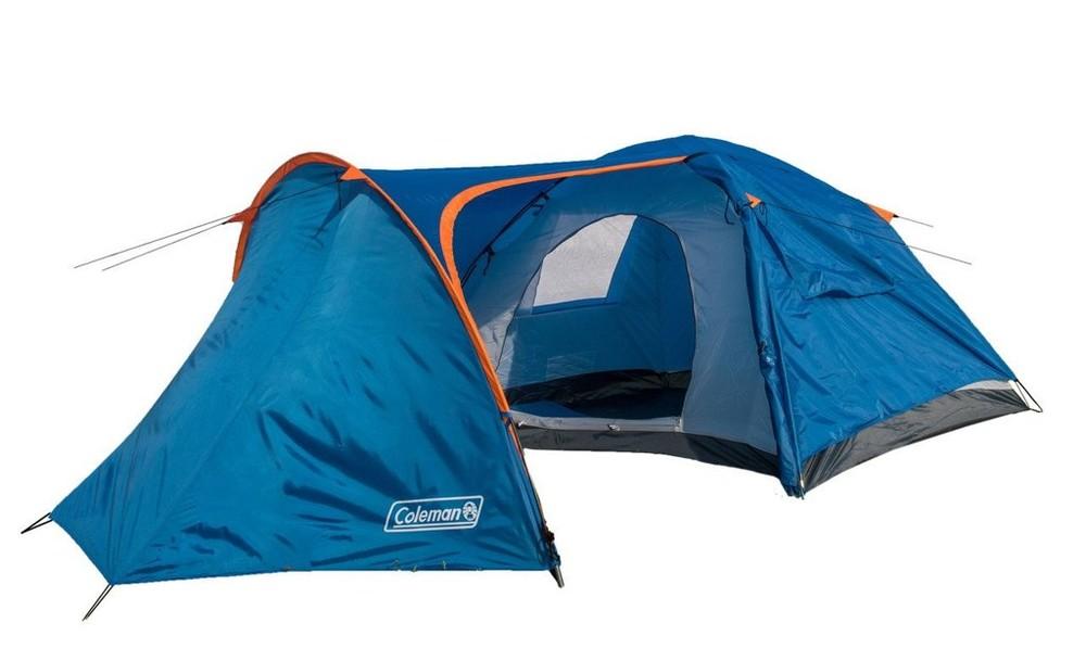 Палатка четырехместная coleman 1009 фото №1
