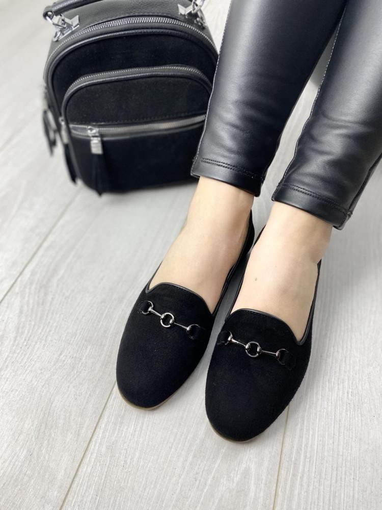 Туфли женские натуральные фото №1