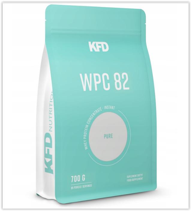 Kfd pure wpc 82-100% сывороточный протеин фото №1