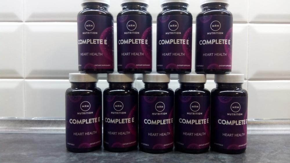 Mrm complete e, 60 капс., витамин е+ коэнзим+ альфа-липоевая кислота фото №1
