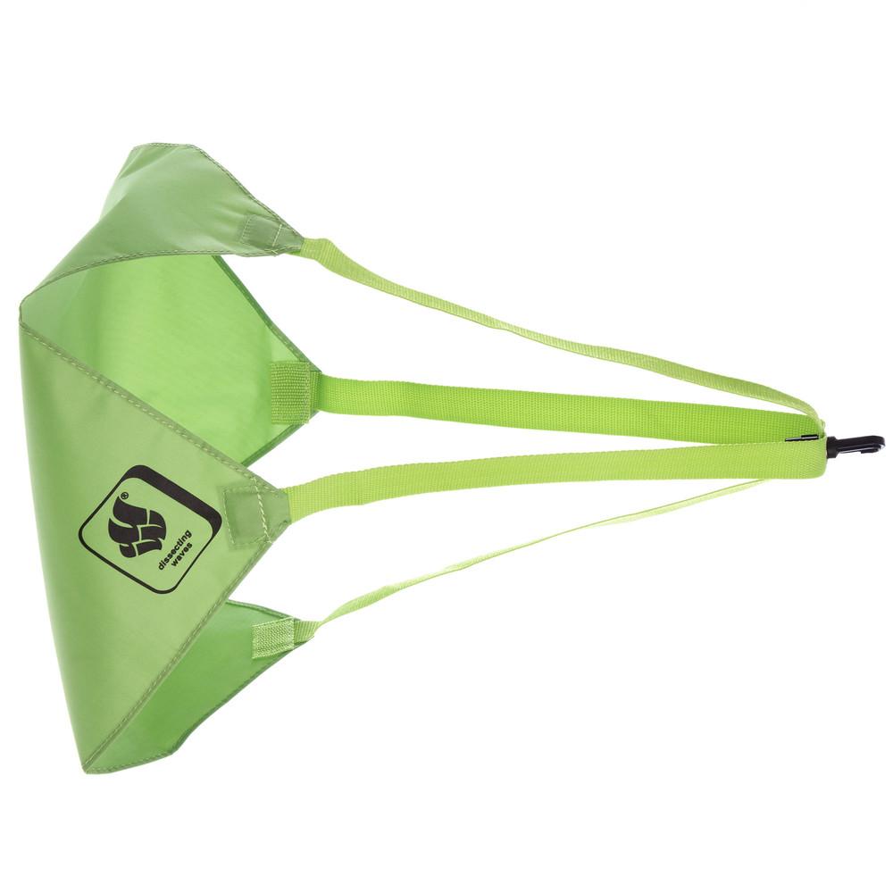 Парашют тормозной для плавания madwave drag bag 077903400: размер парашюта 40x40см фото №1