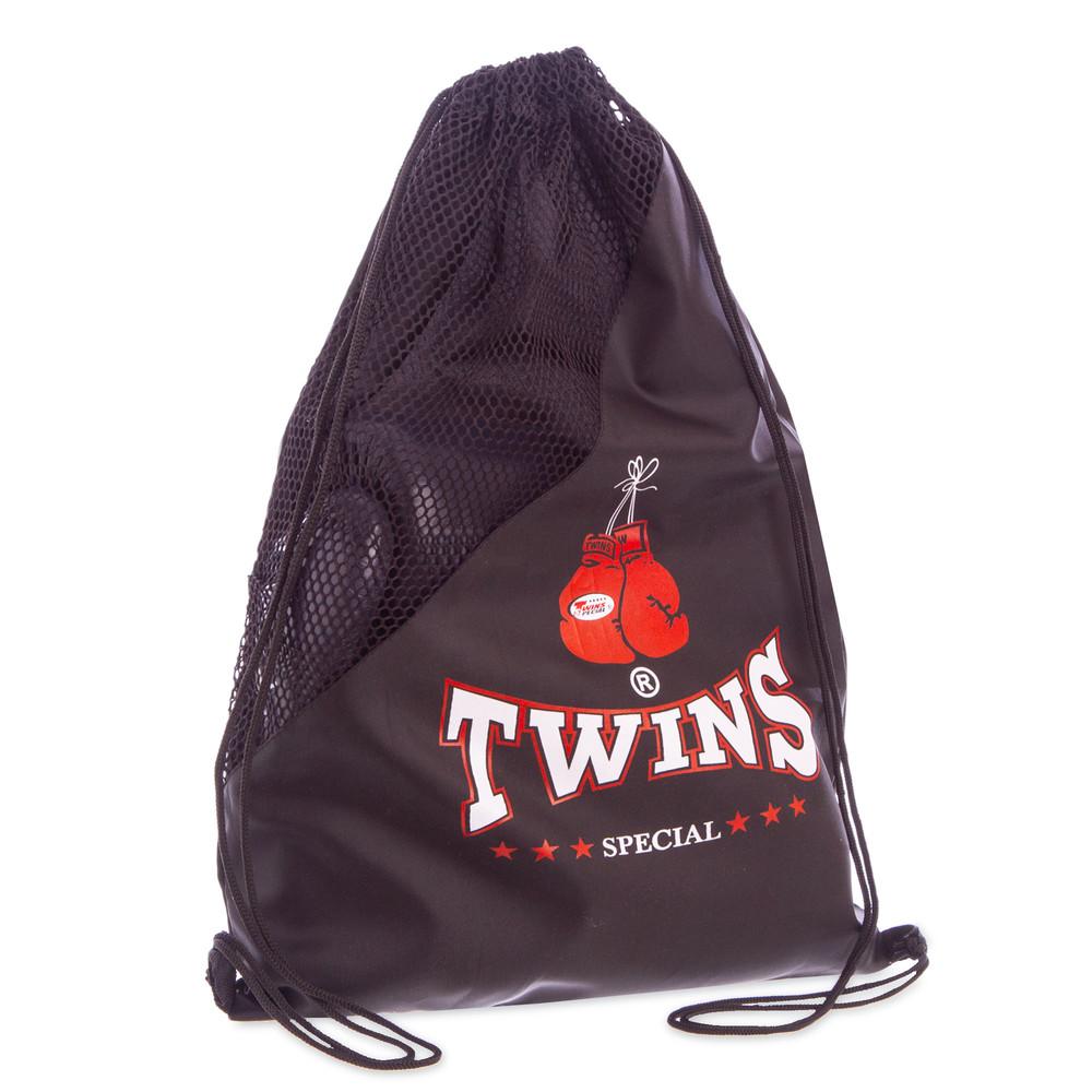 Рюкзак-мешок twins special 2242 (сумка мешок): черный цвет фото №1