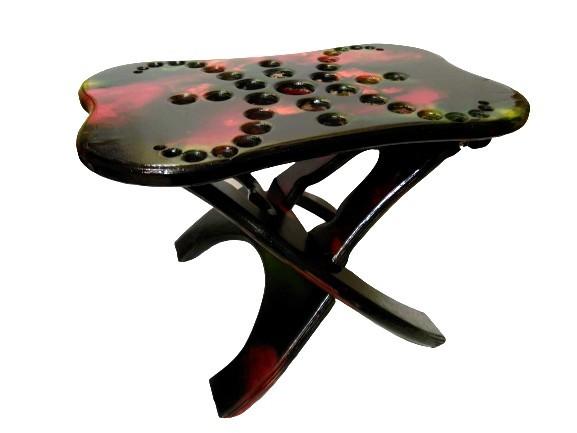 Раскладной стул для дома, дачи, рыбалки, кемпинга, пикников, ручная работа фото №1