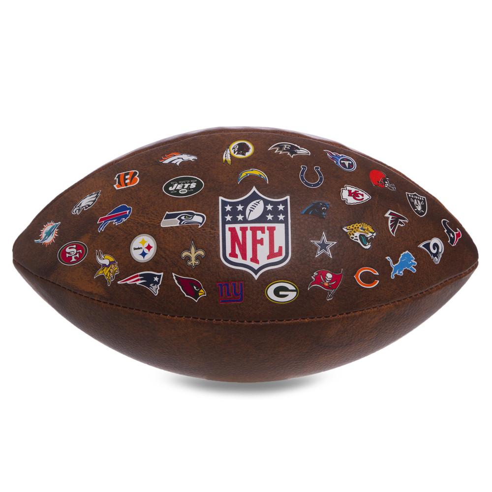 Мяч для американского футбола wilson nfl wtf1758 фото №1
