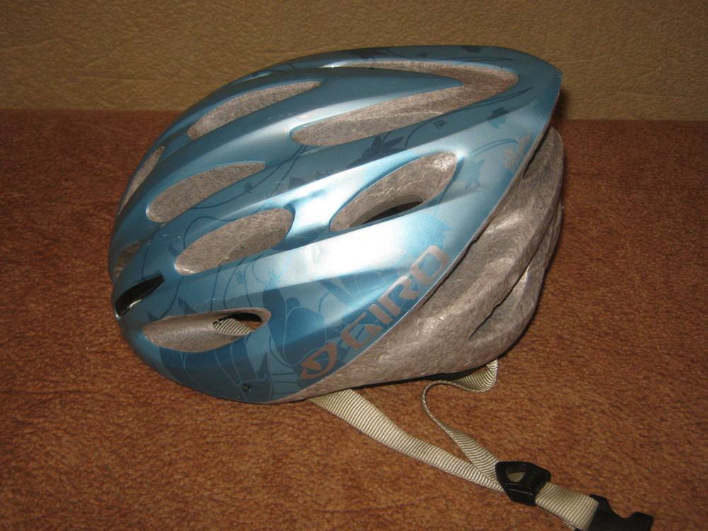 Велосипедный шлем giro skyla 50-57см фото №1