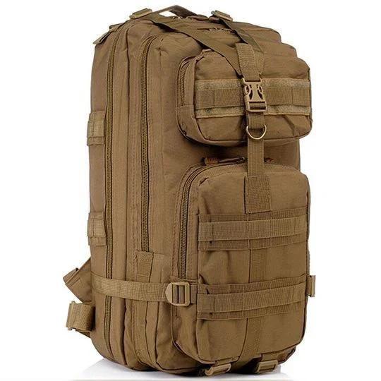Рюкзак тактический molle system 35 l. coyote фото №1