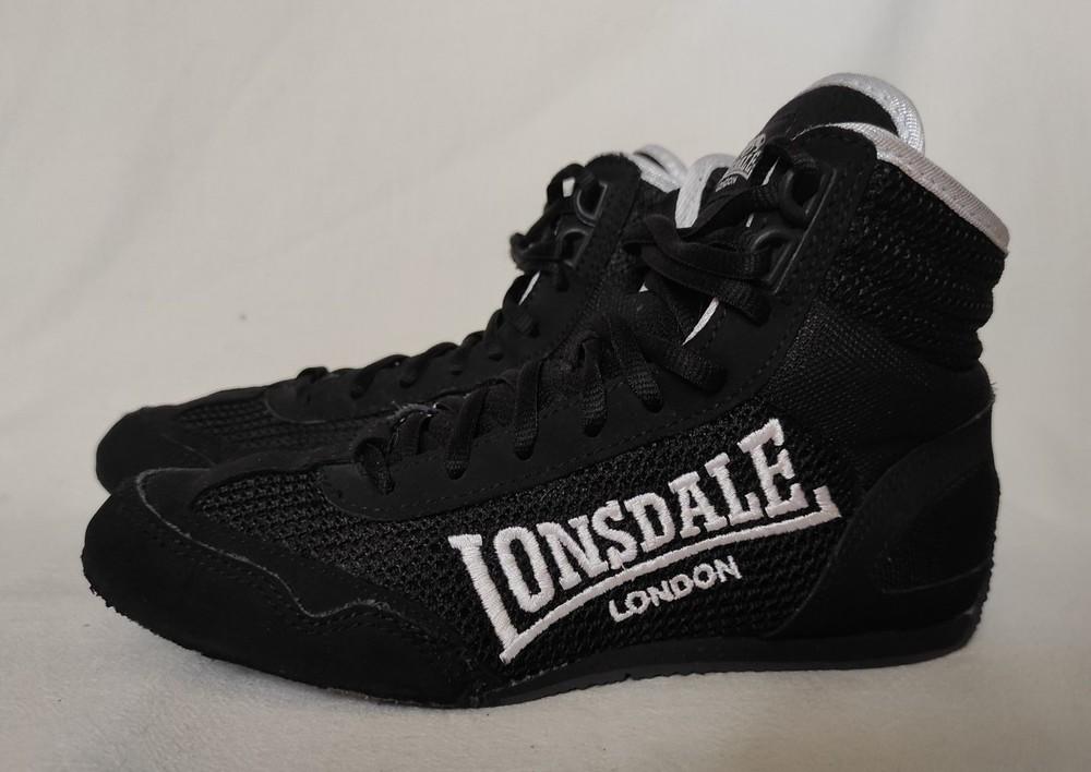 Боксёрки lonsdale contender кроссовки. eu 36 фото №1