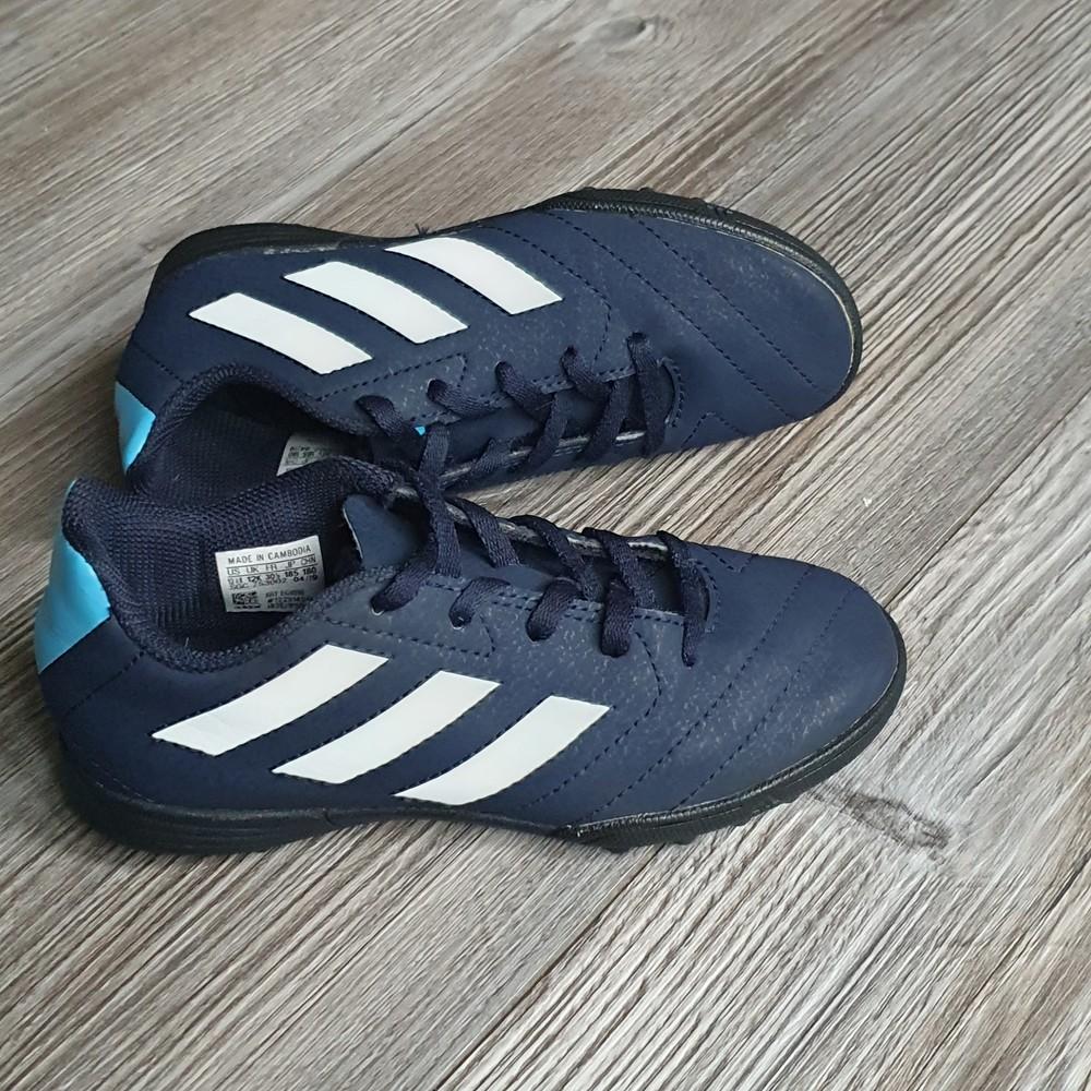 Сороконожки кроссовки футбол 18.3 adidas 29,5р фото №1