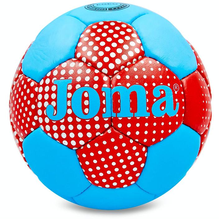 Мяч футбольный joma cord jom-10-4: размер №4 (сшит вручную) фото №1