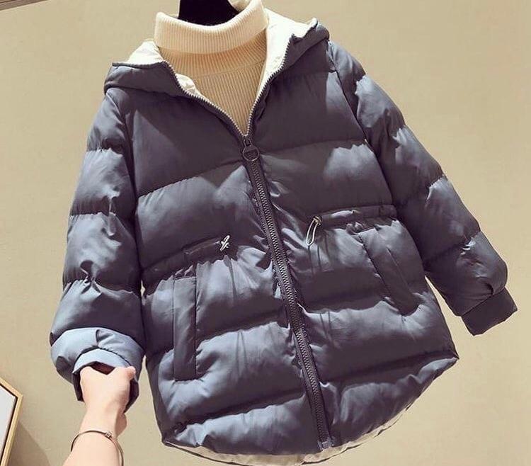 Куртка зимова, різні кольори фото №1