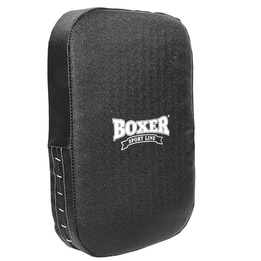 Макивара прямая большая boxer 1018-01: размер 60х40см (кожвинил) фото №1