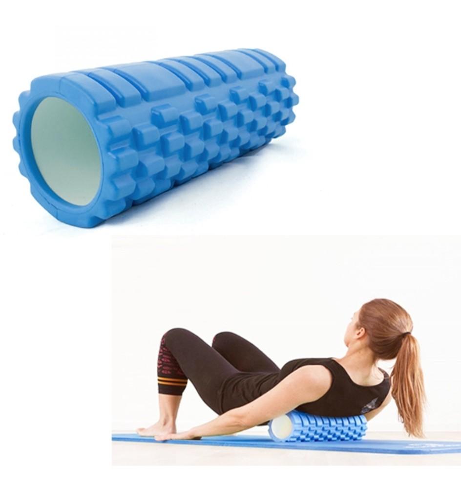 Массажный ролик для спины и йоги фото №1